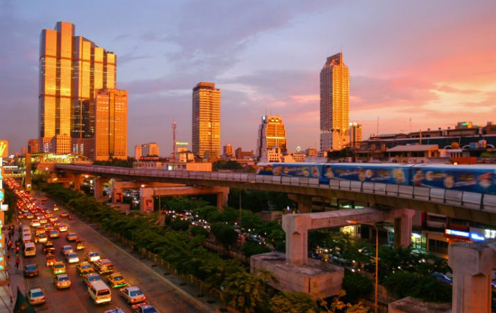 Bangkok-liv